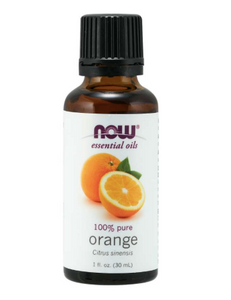 Now Foods Orange Oil 1 oz