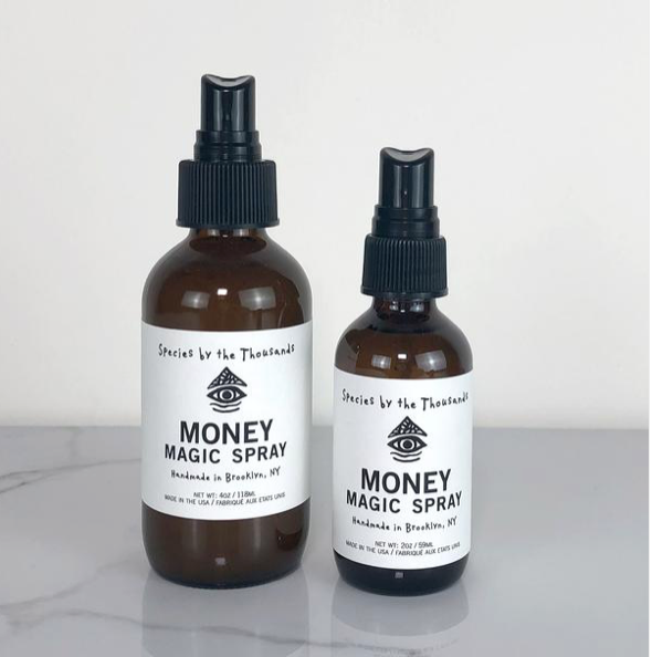 Species by The Thousand Money Magic Spray 2 oz