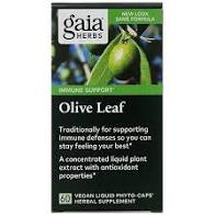 Load image into Gallery viewer, Gaia Olive Leaf 60ct