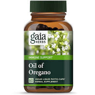 Gaia Oil Of Oregano 60ct