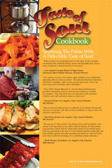 Cookbook Back Cover