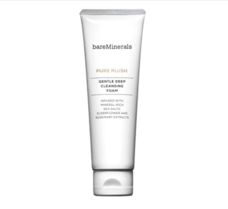 bareMinerals PURE PLUSH® GENTLE DEEP CLEANSING FOAM