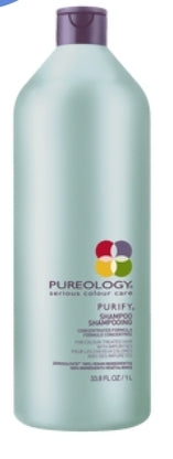 Pureology Purify Shampoo Liter