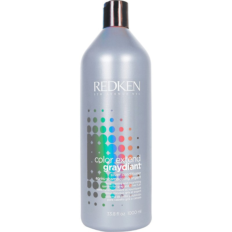 Redken Color Extend Color Depositing Graydiant Conditioner Liter