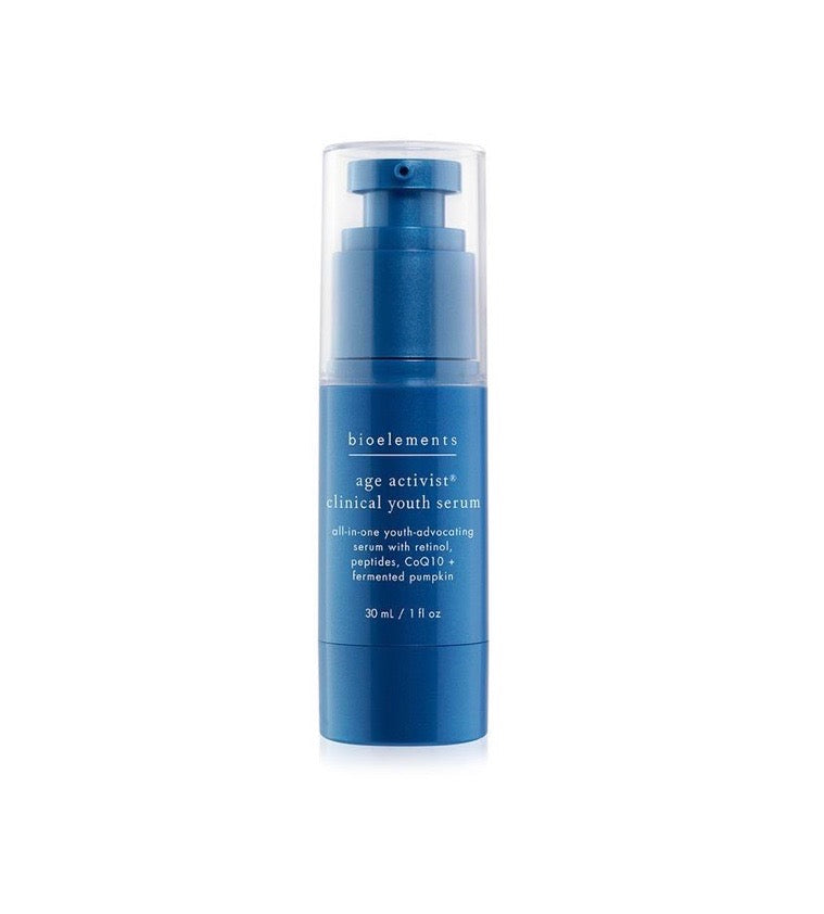 Bioelements Age Activist Clinical Youth Serum