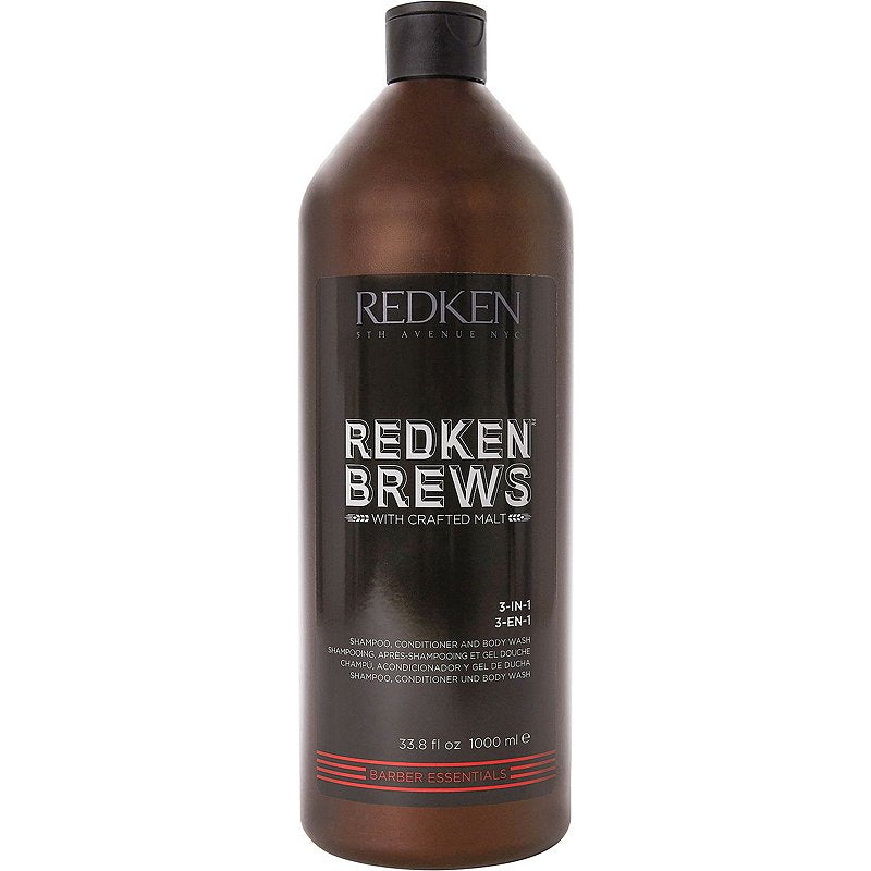 Redken Brews 3-in-1