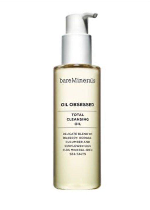 bareMinerals OIL OBSESSED® TOTAL CLEANSING OIL