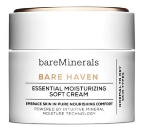 bareMinerals BARE HAVEN® ESSENTIAL MOISTURIZING SOFT CREAM