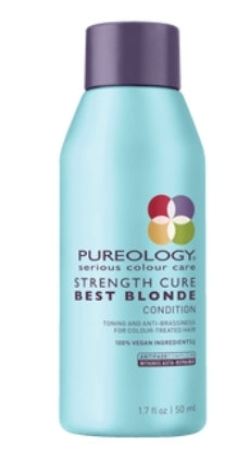 Pureology Strength Cure Best Blonde Conditioner 1.7 oz
