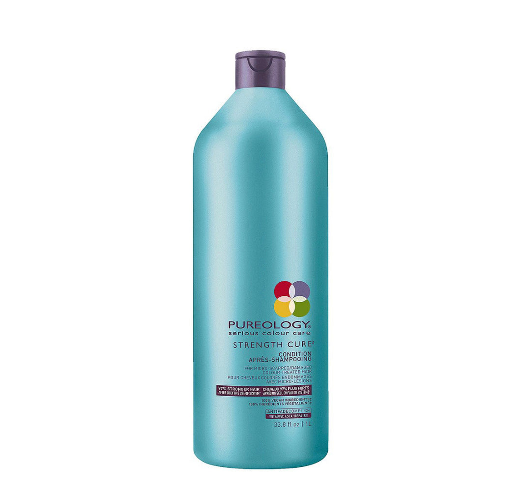 Pureology Strength Cure Conditioner Liter