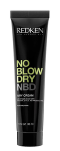 Redken NBD Airy Cream For Fine Hair 1oz