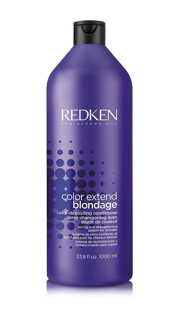 Redken Color Extend Blondage Purple Conditioner Liter