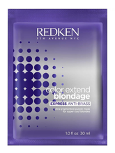 Load image into Gallery viewer, Redken Color Extend Blondage Anti-Brass Mask