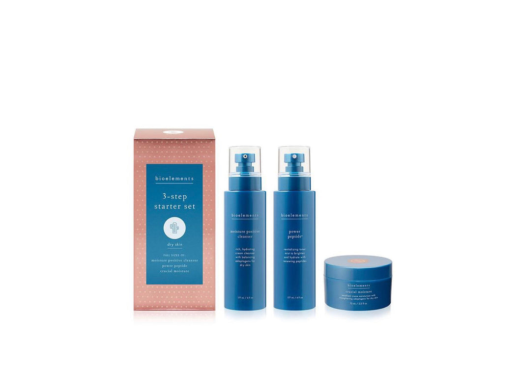 Bioelements 3 Step Starter Kit: Combination Skin