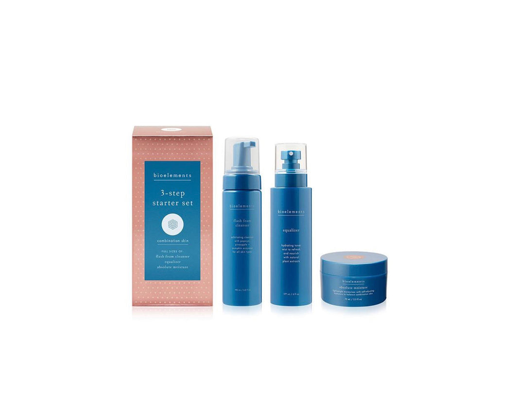 Bioelements 3 Step Starter Set: Dry Skin