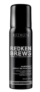 Redken Brews Hairspray 1.9 oz