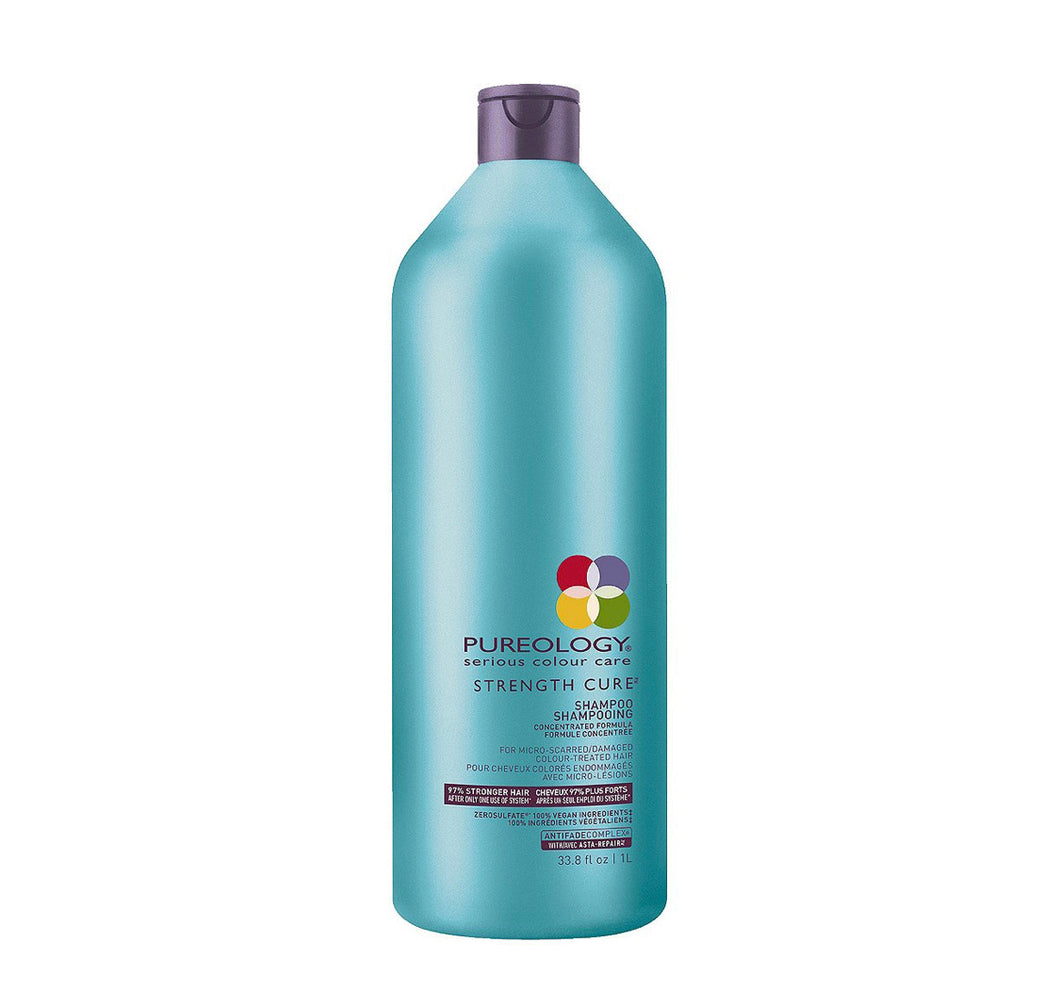 Pureology Strength Cure Shampoo Liter