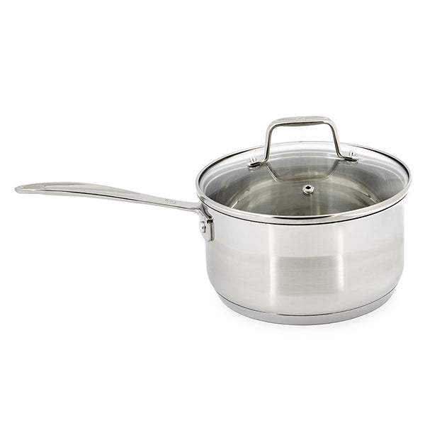Westinghouse WH5P02SS 5 Piece Stainless Steel Pot and Pan set