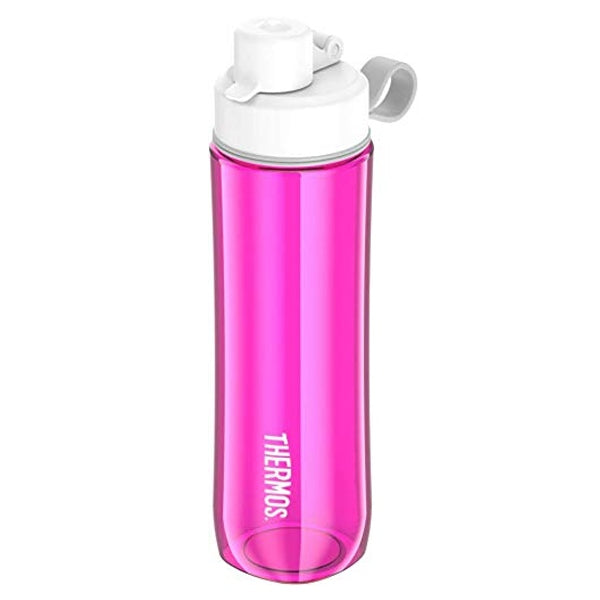 THERMOS  740ml G Series Tritan Single Wall Hydration Bottle with Flip Top Lid - Pink