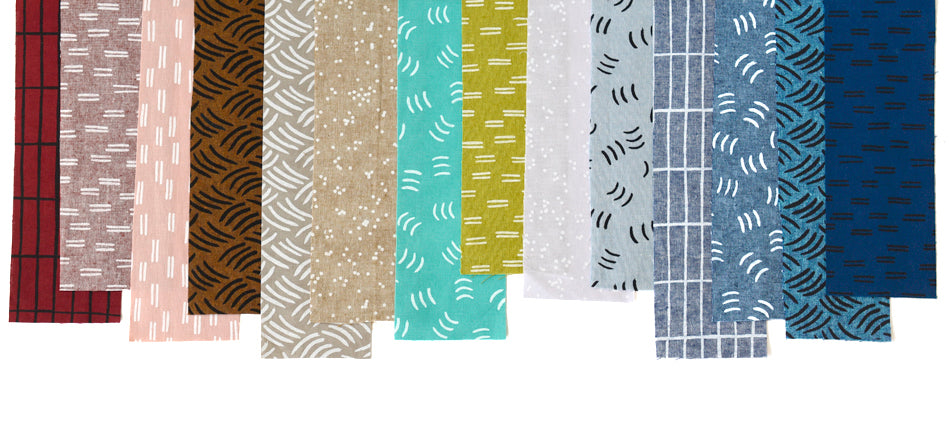Balboa Fabric - Designed by Erin Dollar for Robert Kaufman Fabrics