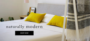 Naturally modern - shop our new wool pillow collection