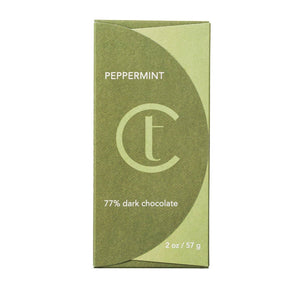 Terroir Chocolate - Peppermint Dark