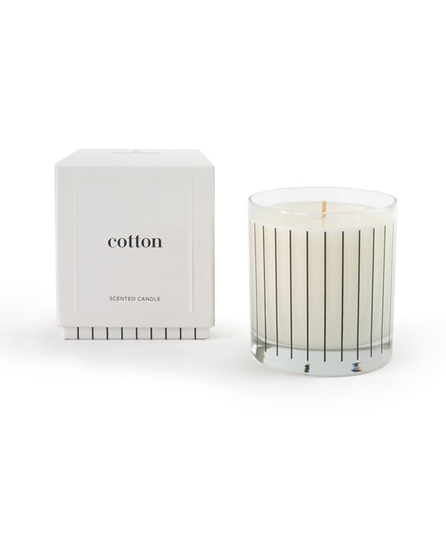 Cotton Scented Candle - Studio Stockhome