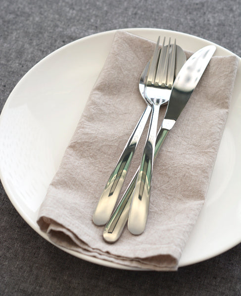 Linen Napkins - Cotton & Flax