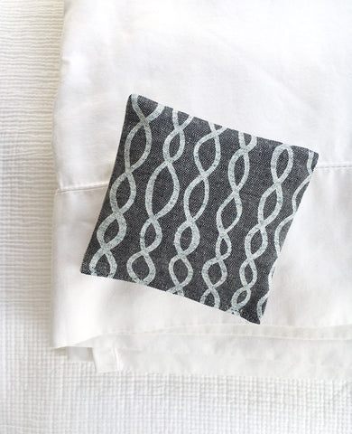 Organic lavender sachet - made with linen