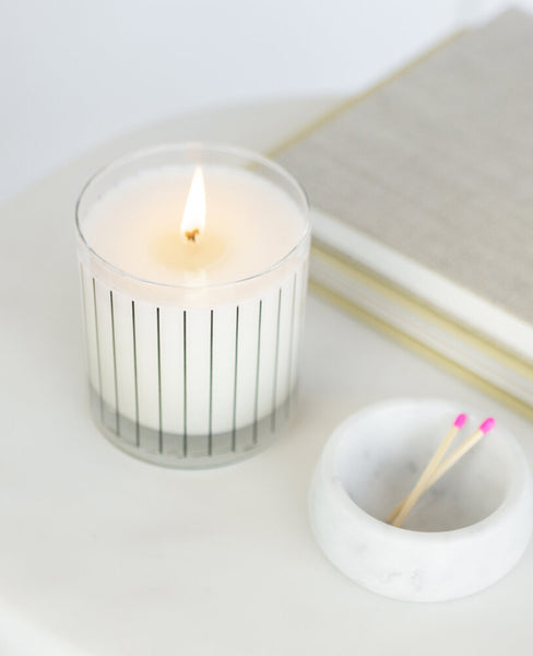 Lit Studio Stockhome candle
