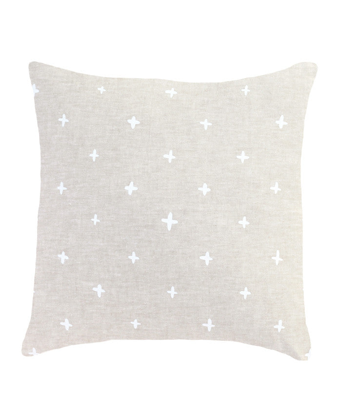 Linen Plus Pillow — Cotton & Flax