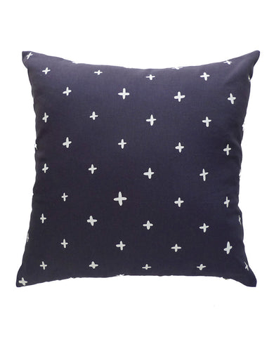 Navy Blue Plus Pillow