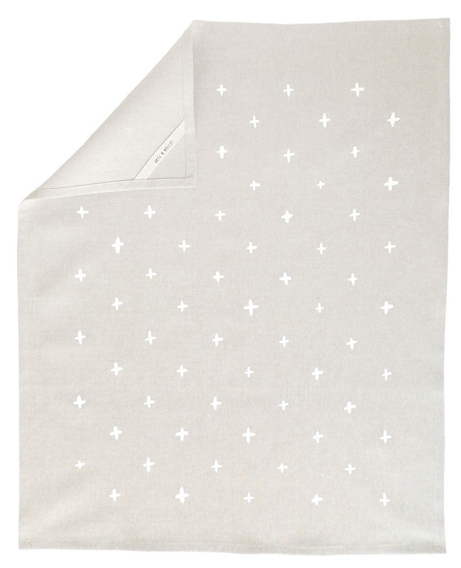 Linen Plus Tea Towel - Cotton & Flax