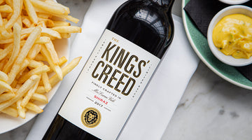 The Kings' Creed Shiraz 2017