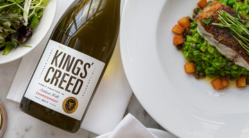 Wine Review | The Kings' Creed Chardonnay 2017