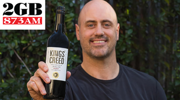 Wine News | From Try-Maker To Winemaker: Nathan Sharpe's Good Drop