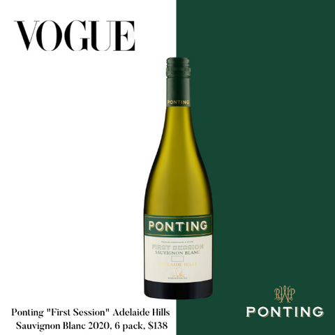 Ponting Wines Vogue Father's Day Best Gifts