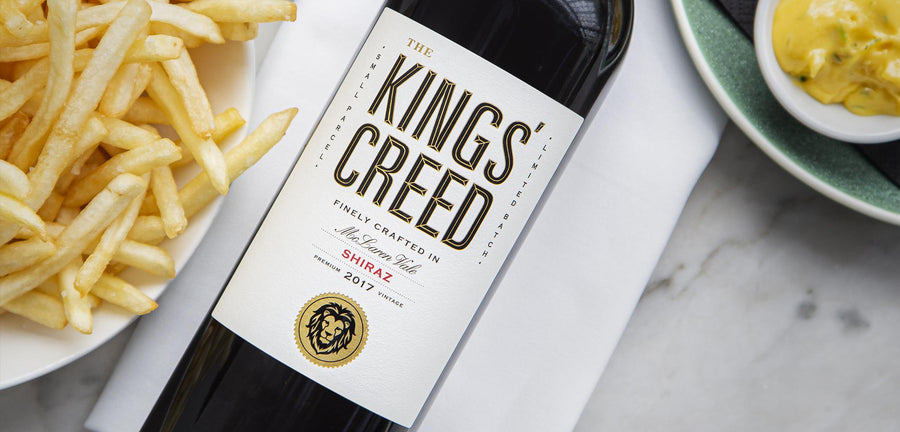 The Kings' Creed McLaren Vale Shiraz 2017
