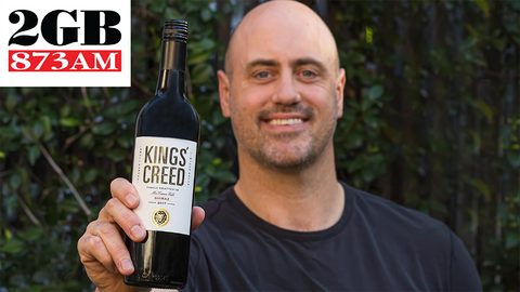 Nathan Sharpe The Kings Creed Radio Interview 2GB