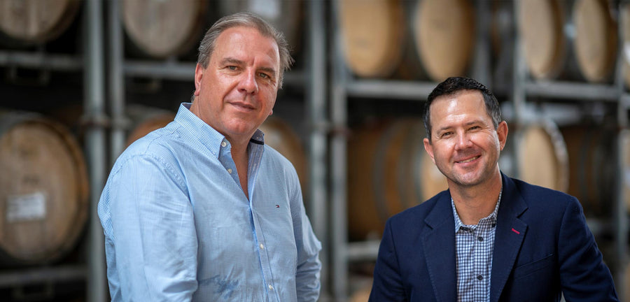 Ben Riggs and Ricky Ponting Quality Wines