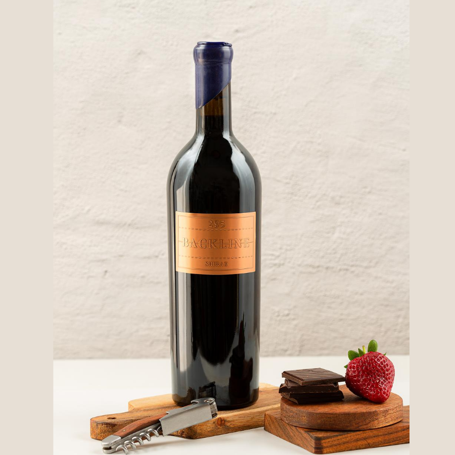 Backline Wines 295 Limited Edition Shiraz