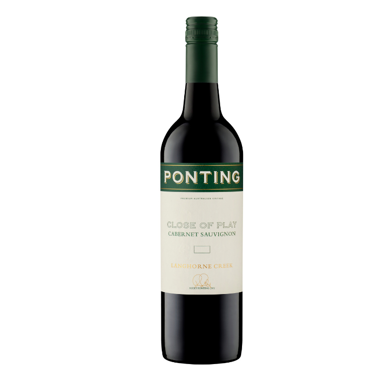 "Ponting ""Close of Play"" Langhorne Creek Cabernet Sauvignon 2019"
