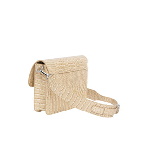 HVISK handtas CAYMAN POCKET Style No.: H1771 light beige