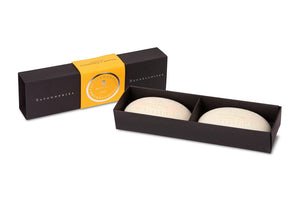 Small Box - Orange and Grapefruit (2X50g) SAVONNERIES BRUXELLOISES
