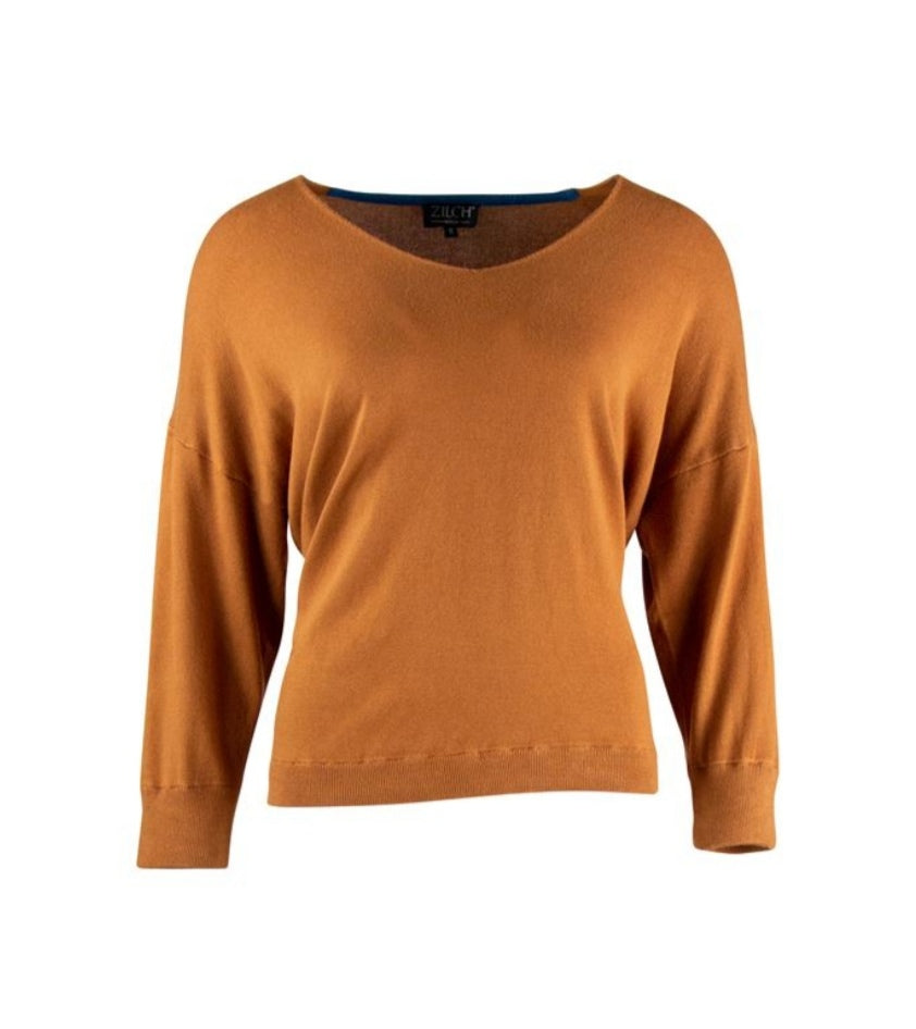 ZILCH- sweater V-NECK