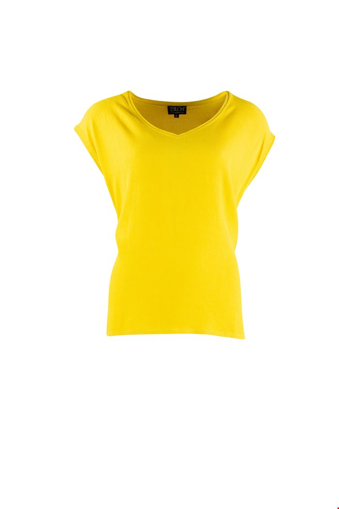 ZILCH - TOP V-NECK