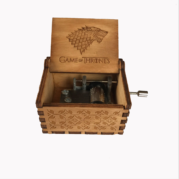 Caja Musical Game Of Thrones W