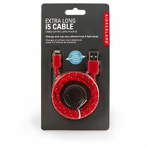 Cable XL p/Iphone 5