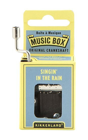 Caja Musical Singin In The Rain
