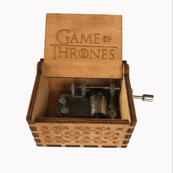 Caja Musical Game Of Thrones 1